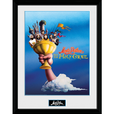 Monty Python: Holy Grail Collector Print
