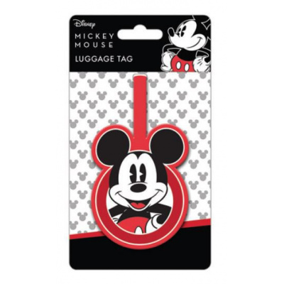 Disney: Mickey Mouse Luggage Tag