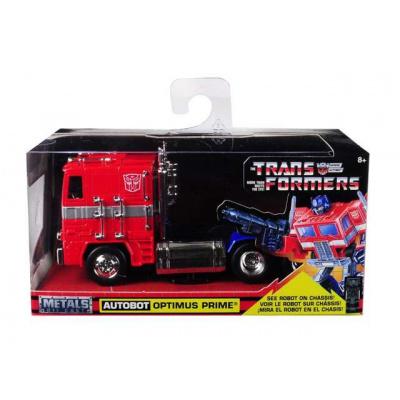 Transformers: Optimus Prime Heroc Autobot in Nice Packaging. 1:32