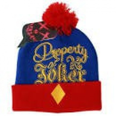 SUICIDE SQUAD - Property of the Joker Beanie