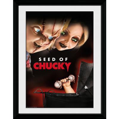 Chucky: Seed of Chucky Collector Print