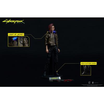 Cyberpunk 2077: Female V 1:6 Scale Articulated Figure