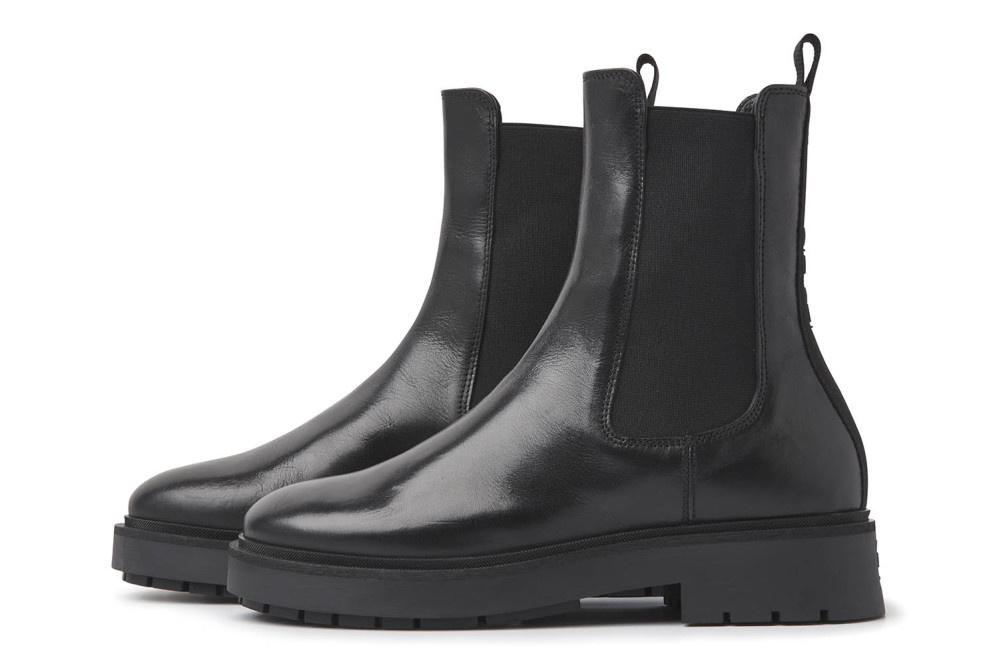 Halfhoge chelsea boot laars