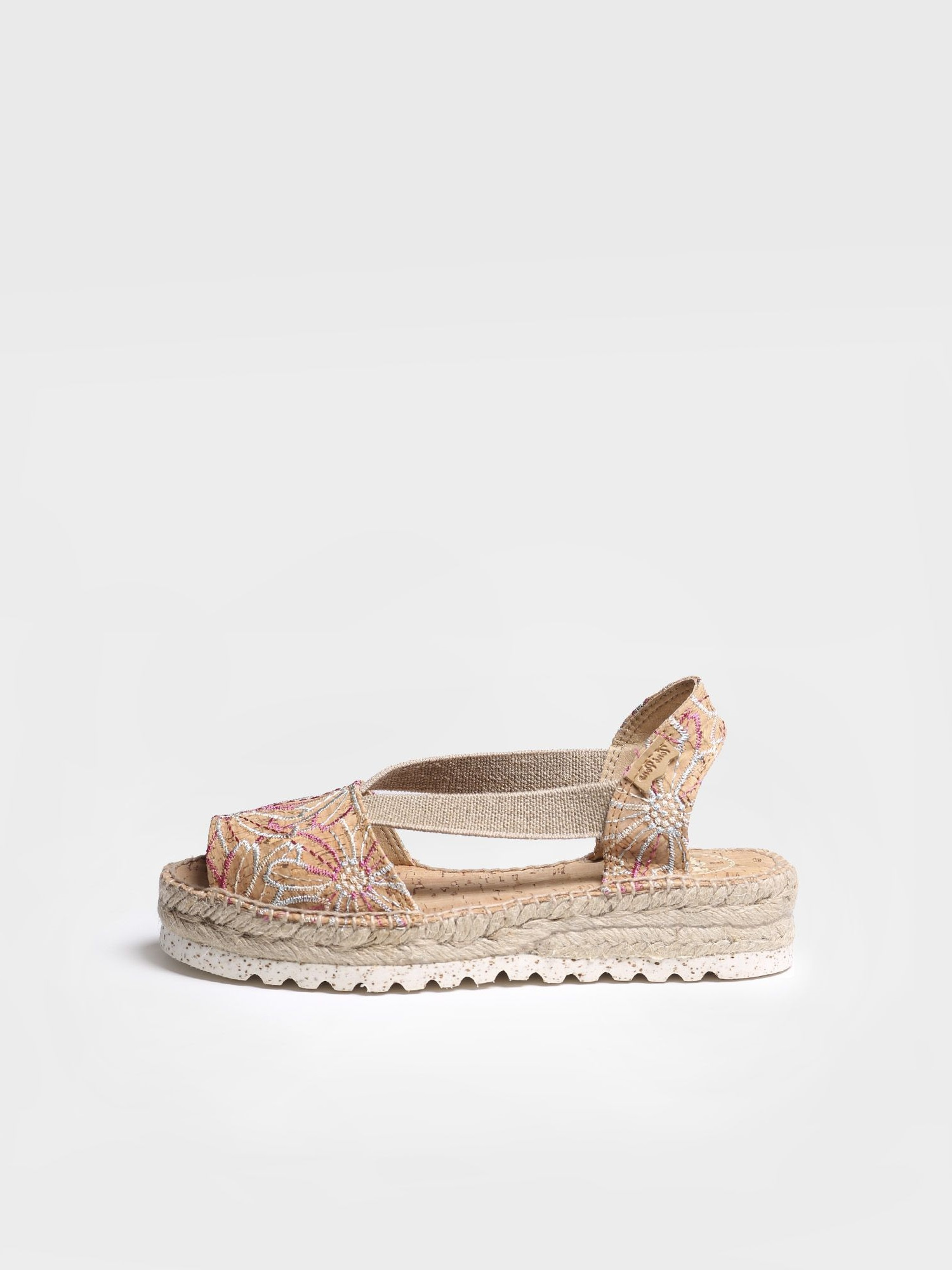 Espadrilles sandaal