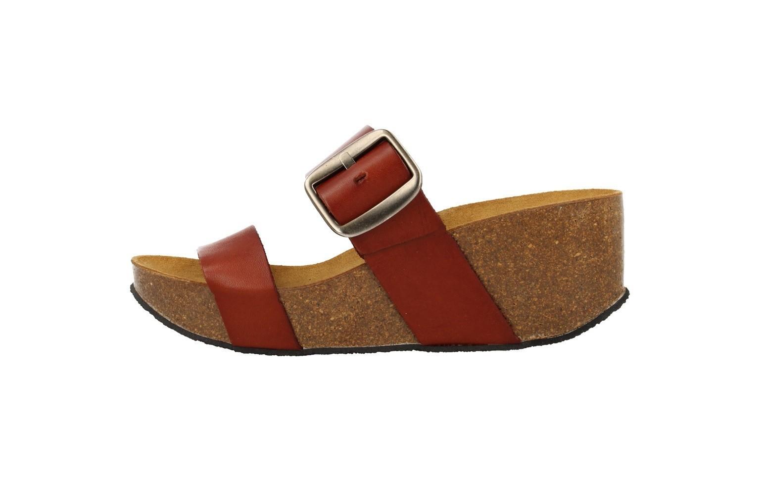 Plateau sandaal
