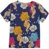 Afbeelding van Mini Rodini t-shirt Seahorse