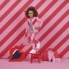 Afbeelding van Z8 Girls jogging broek Marije Popping Pink