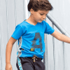 Afbeelding van Quapi Boys T-Shirt Abdel Fresh Blue