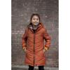 Afbeelding van Moodstreet meisjes winterjas roest