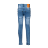 Afbeelding van Dutch dream denim Mwezi light blue skinny jeans