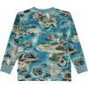 Afbeelding van Molo summer sweater Rai treasure map