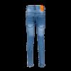Afbeelding van Dutch dream Denim skinny jeans Mwezi mid blue