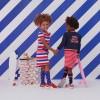 Afbeelding van Z8 girls dress Milou