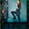 Afbeelding van Little miss juliette dress Print BLS