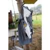 Afbeelding van Quapi girls denim jacket Fieke grey