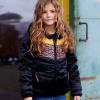 Afbeelding van Moodstreet meiden winterjas black