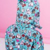 Afbeelding van mim 322 girls summer jacket dog print