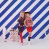 Afbeelding van Z8 girls Britney legging lipstick red