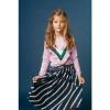 Afbeelding van Little miss juliette midi rok stripe