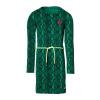Afbeelding van Quapi dress Daantje green snake