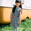 Afbeelding van Tumble n dry girls dress Callia ebony