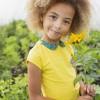 Afbeelding van Quapi girls top banana yellow