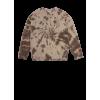 Afbeelding van Ammehoela tie dye coffee sweater