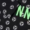 Afbeelding van Name it boys longsleeve soccer black
