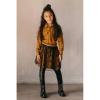 Afbeelding van Topim girls blouse Lola leopard brown