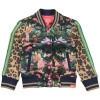 Afbeelding van Funky xs girls botanic jacket