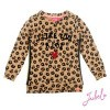 Afbeelding van Jubel Sweater All over print Leopard - Lipstick Khaki