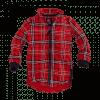 Afbeelding van Z8 boys blouse baas red