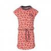 Afbeelding van Quapi dress Fab leopard pink