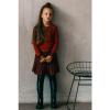 Afbeelding van Topitm dress Arianne aop leopard