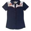 Afbeelding van Topitm blouse Derby navy