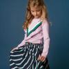 Afbeelding van Little miss juliette sweater Lila