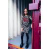 Afbeelding van Quapi dress Daantje leopard