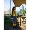 Afbeelding van Quapi dress Falijne summer yellow