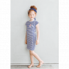 Afbeelding van Little miss Juliette Stripe dress CRL