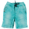 Afbeelding van Dutch dream denim short Embe mint