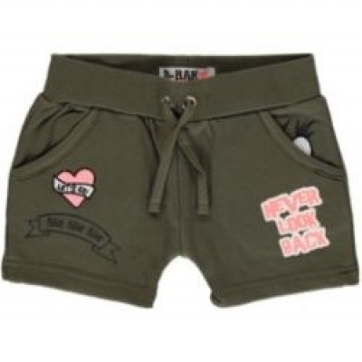 D-rak girls short army