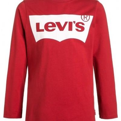 Levi`s basic red longsleeve