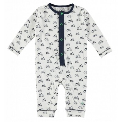Bampidano baby boy jumpsuit scooter
