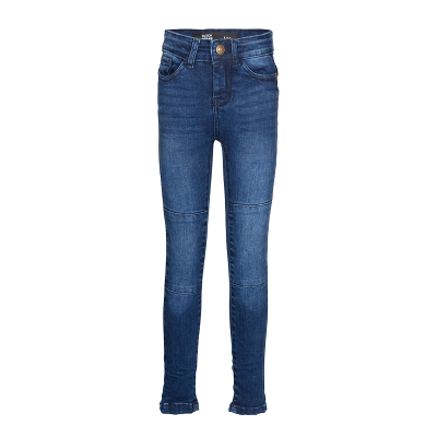 Foto van Dutch dream denim jongens jogdenim Lami dark blue