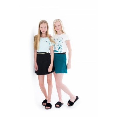 Frankie & Liberty Jinth skirt Dark Jade