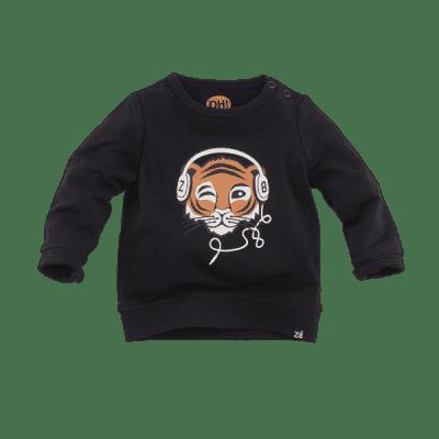 Foto van Z8 boys newborn Cardiff sweater black