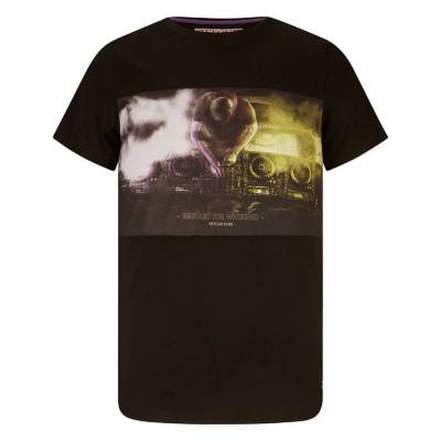 Foto van Retour Boys T-Shirt Flynn Black