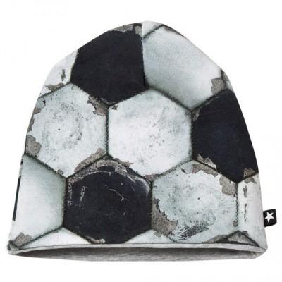 Foto van Molo baby muts voetbal print