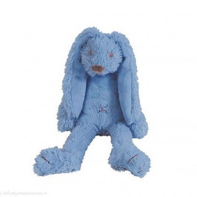 Foto van Happy horse tiny deep blue rabbit richie