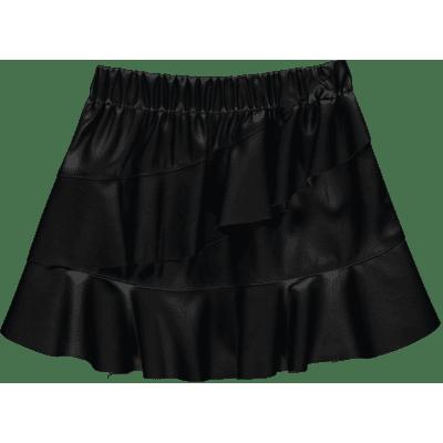 Foto van Quapi Girls Teeske skirt Dark Grey